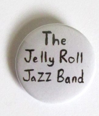 The Jelly Roll Jazz Band Badge