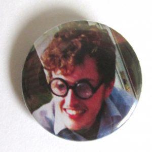 Mister Popcorn Badge